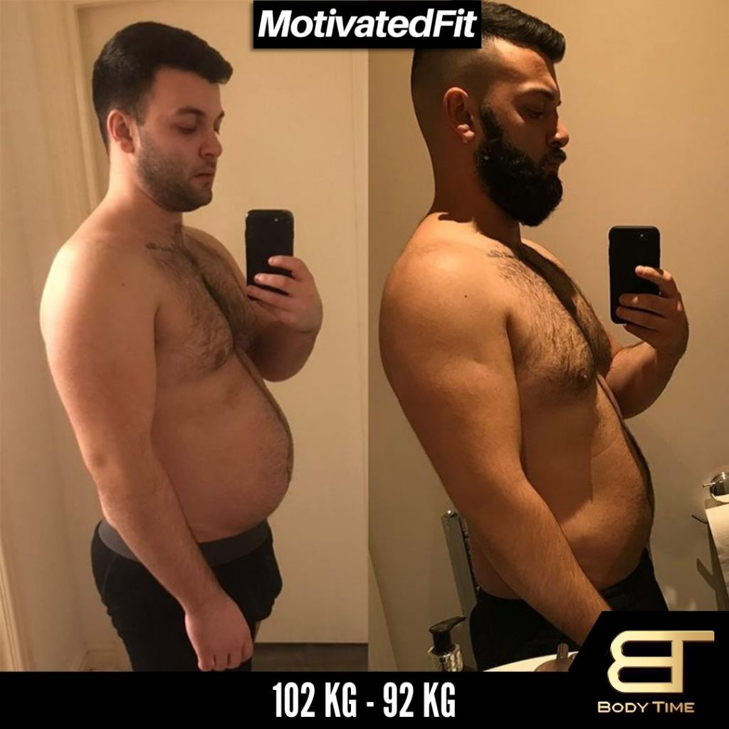 James   Weight Loss Results
